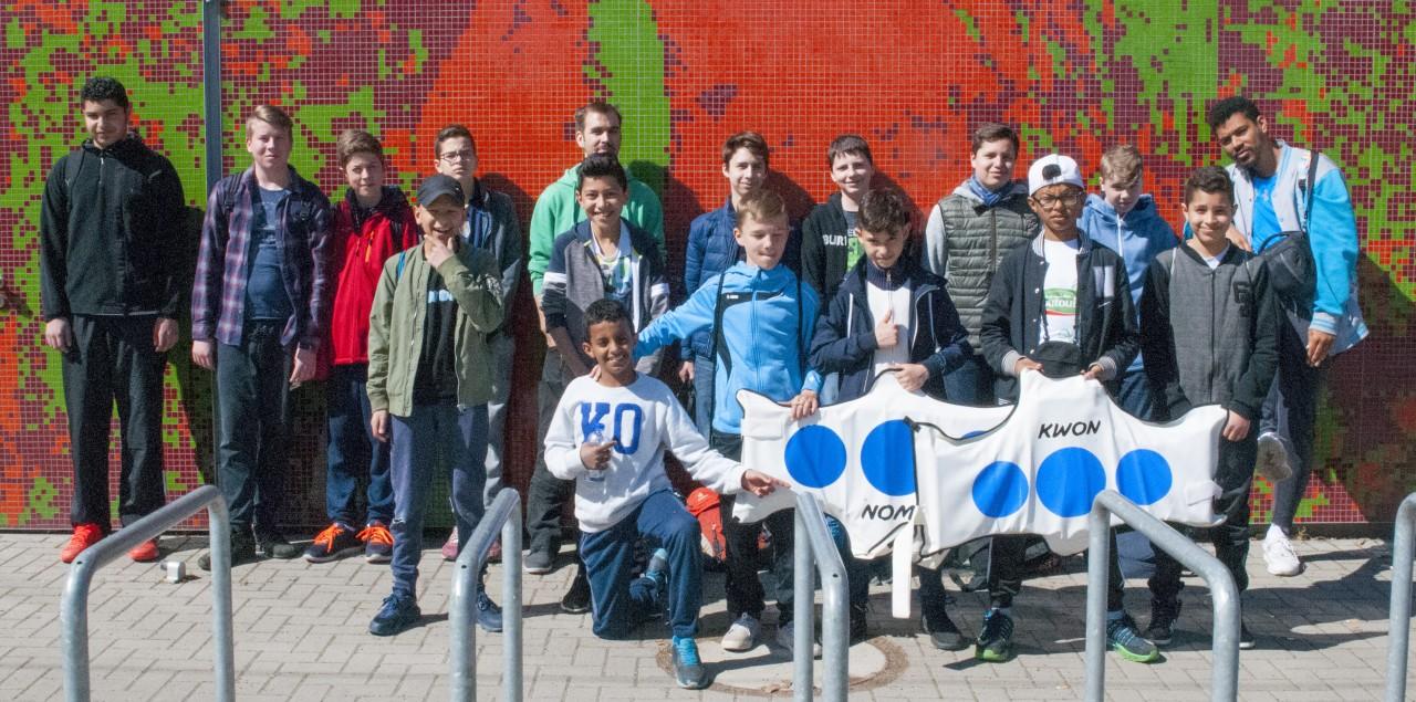 """""""Action Days"""" Jugendförderung Freizeithaus Dicker Busch"""